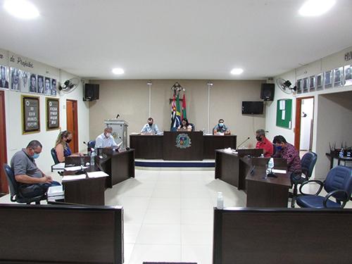 2ª Sessão Ordinária de 24 de fevereiro de 2021
