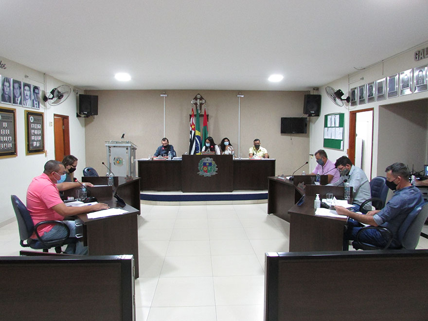 4ª Sessão Ordinária de 14 de Abril de 2021
