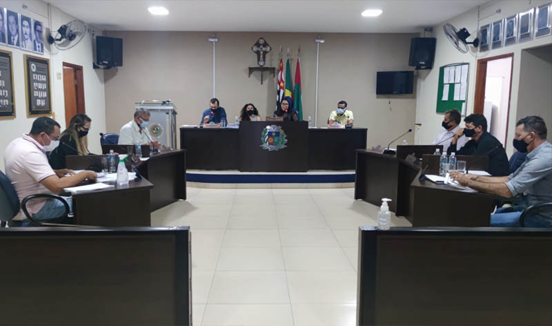 6ª Sessão Ordinária de 12 de maio de 2021