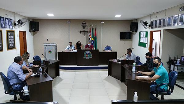 5ª Sessão Ordinária de 28 de Abril de 2021