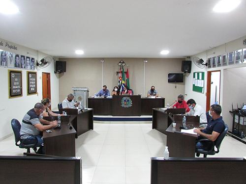 1ª Sessão Extraordinária de 11 de janeiro de 2021