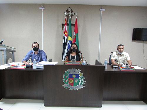 1ª Sessão Ordinária de 10 de fevereiro de 2021.
