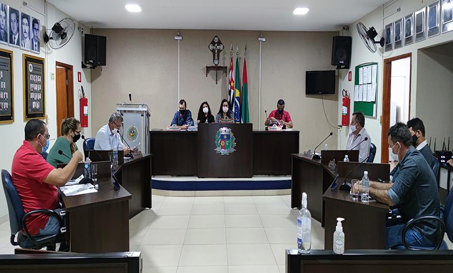 8ª Sessão Ordinária de 09 de junho de 2021.