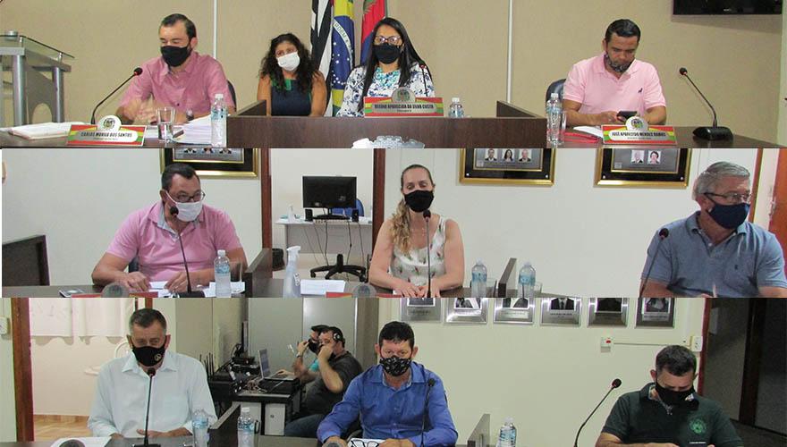 11ª Sessão Ordinária de 08 de setembro de 2021