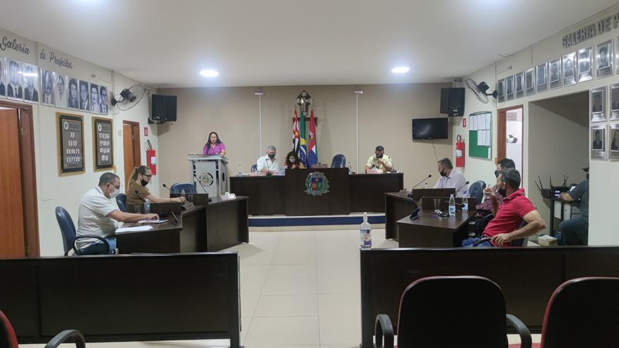 12ª Sessão Ordinária de 22 de setembro de 2021